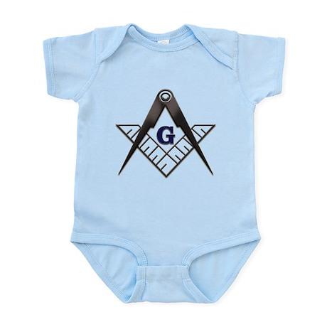 Freemasons Infant Bodysuit