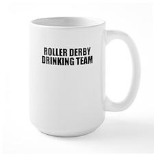 Roller Derby Drinking Team Mug