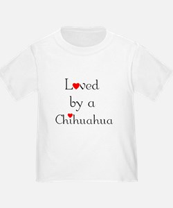 Loved by a Chihuahua T