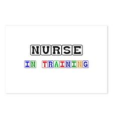 Nurse In Training Postcards (Package of 8)