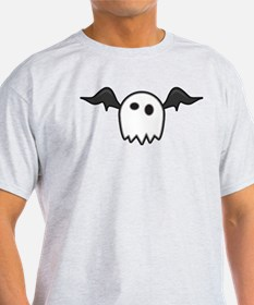 Funny Little Ghost Bat Monster T-Shirt