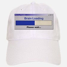 Brain Loading Baseball Baseball Cap