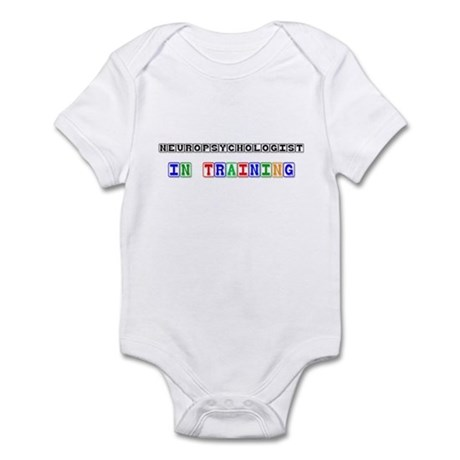 Neuropsychologist In Training Infant Bodysuit