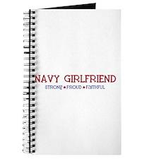 Strong, Proud, Faithful - Navy Girlfriend Journal