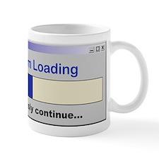 Sarcasm Loading Mug