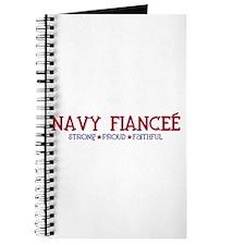 Strong, Proud, Faithful - Navy Fiancee Journal