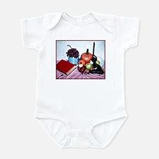 Still Life with Bite Infant Bodysuit