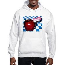 The Apple that Bit Back! Hoodie