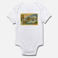 Oregon OR Infant Bodysuit