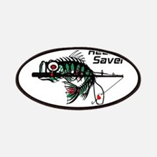 Reel Dry Over The Rod Protection Patch