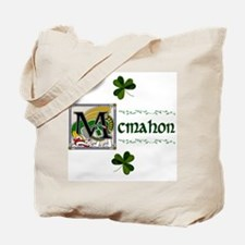 McMahon Celtic Dragon Tote Bag