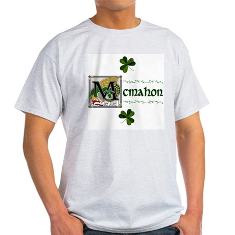 McMahon Celtic Dragon Light T-Shirt