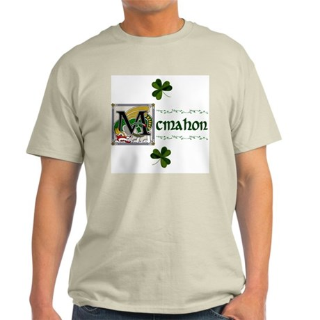 McMahon Celtic Dragon Light T-Shirt