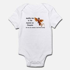 Meddle Not In The Affairs of Dragons... Infant Bod