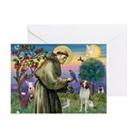 St. Fran. / Brittany Greeting Cards (Pk of 20)
