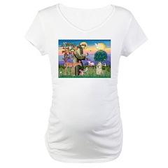 St Francis / Cocker (buff) Shirt