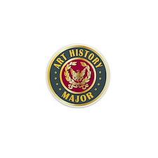 Art History Major College Course Mini Button (10 p