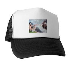 Creation/Yorkshire T Trucker Hat