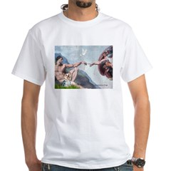 Creation/Yorkshire T White T-Shirt