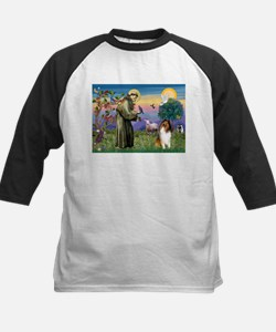 St Francis / Collie Tee