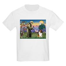 St. Francis & Collie T-Shirt