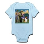 St. Francis & Collie Infant Bodysuit