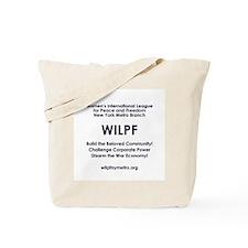 WILPF Metro Tote Bag