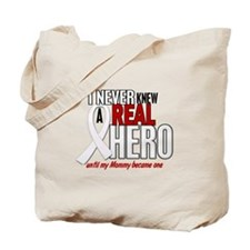 Never Knew A Hero 2 PEARL (Mommy) Tote Bag