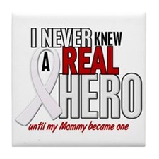 Never Knew A Hero 2 PEARL (Mommy) Tile Coaster