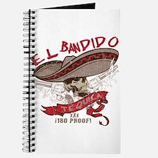 El Bandido Tequila Journal
