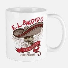 El Bandido Tequila Mug