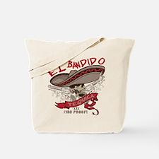 El Bandido Tequila Tote Bag