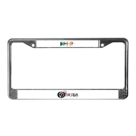 GoDzierla License Plate Frame