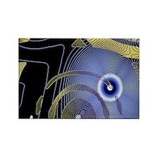 Spotlight 2 Rectangle Magnet
