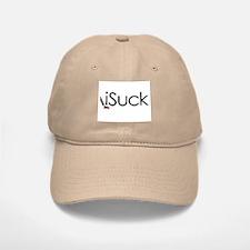 iSuck (Vacuum) Baseball Baseball Cap