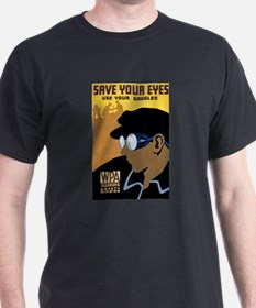 Cute Safety glasses T-Shirt