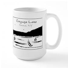 Cayuga Lake Ithaca, NY Mug