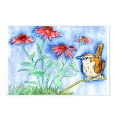Cute Audubon Postcards (Package of 8)