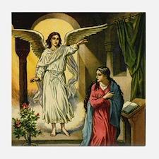 Annunciation Tile Coaster
