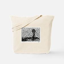 La Vierge d'Orisson Tote Bag