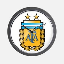 Cute Afa argentina sports Wall Clock
