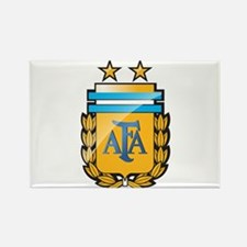 Cute Argentina soccer Rectangle Magnet