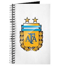 Cute Argentina soccer Journal