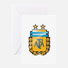 Cute Argentina Greeting Card