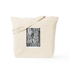 Pilgrim Feet Tote Bag