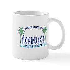 Acapulco Happy Place Mug