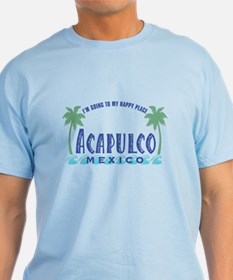 Acapulco Happy Place T-Shirt
