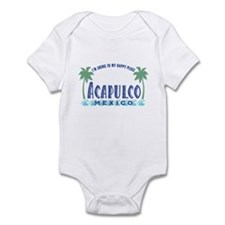 Acapulco Happy Place Infant Bodysuit