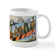 Utah UT Small Mug