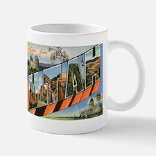 Utah UT Small Small Mug